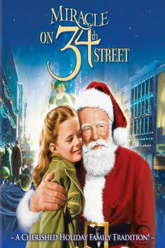 Quotes from the  Classic Miracle on 34th Street Movie